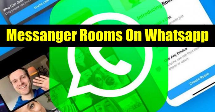 Whatsapp chat room